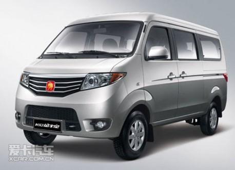 Chang'an JinniuXing minivan
