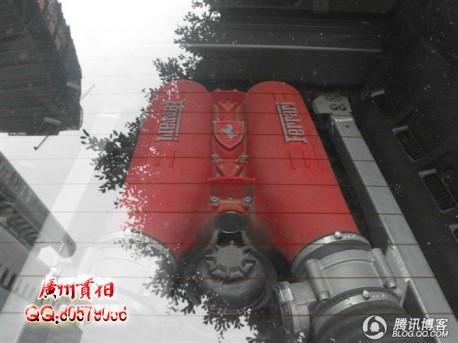 Ferrari F430 Novitec Rosso 707