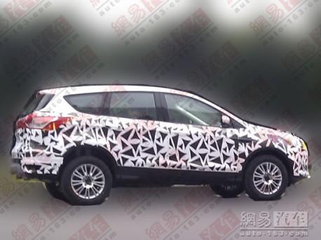 Ford Kuga SUV China
