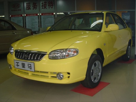 Kia Qianlima China