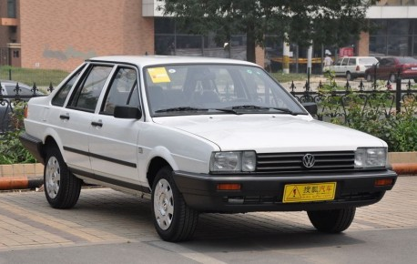 Volkswagen Santana China
