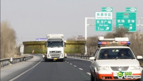 Heavy Transport in China