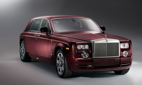 Rolls Royce Dragon Edition China