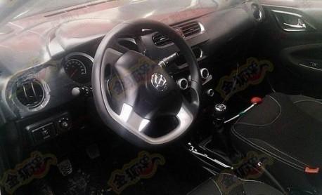 Brilliance H330 hatchback