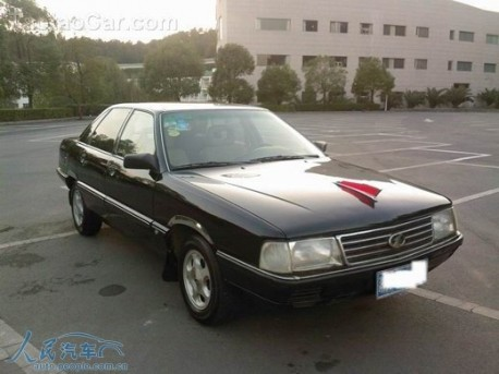 Hongqi CA7220 from China