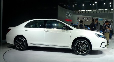 BYD Qing concept