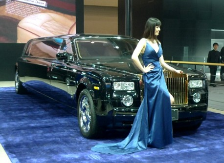 Rolls-Royce Phantom 10 meters