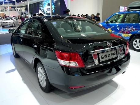 Zotye Z300 sedan China