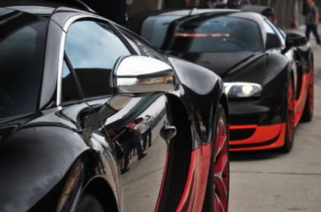 Bugatti Veyron China
