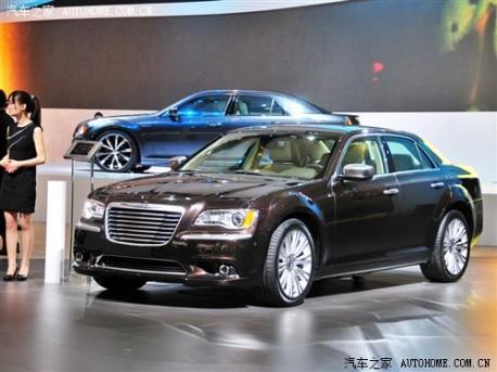 Chrysler 300C China