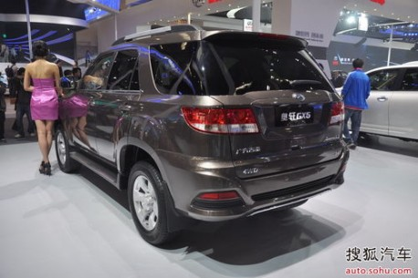Gonow Aoosed GX5