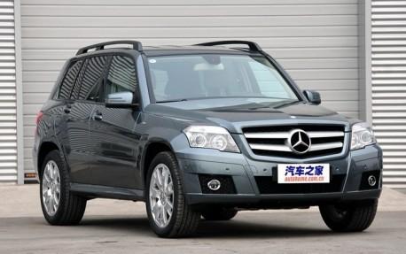 China-made Mercedes-Benz GLK