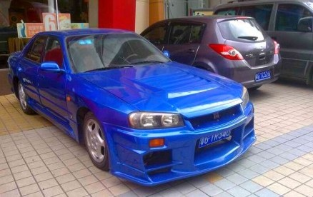 SouEast Lioncel is a Nissan GT-R