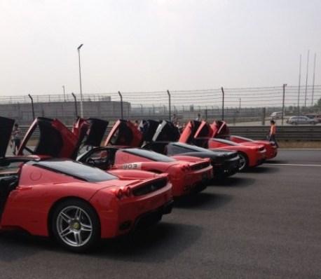 super car day China