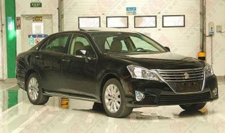 Toyota Crown China