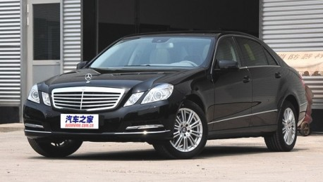 Mercedes-Benz E300L China