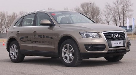 Audi Q5 China