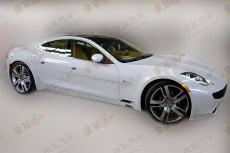 Fisker Karma will cost more than 1 million yuan in China