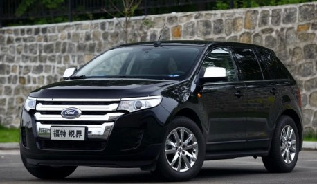 Ford Edge with 2.0 Ecoboost