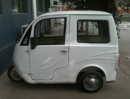 Huaxin QF-002 three wheeler