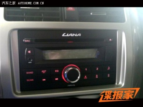 Suzuki Liana in China
