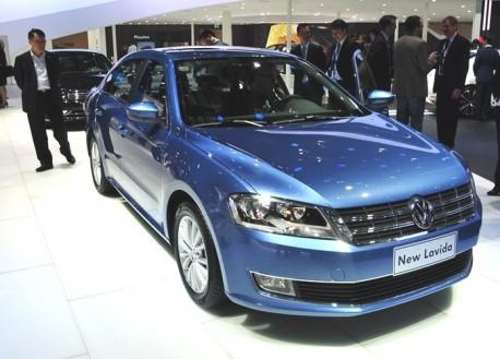 New Volkswagen Lavida