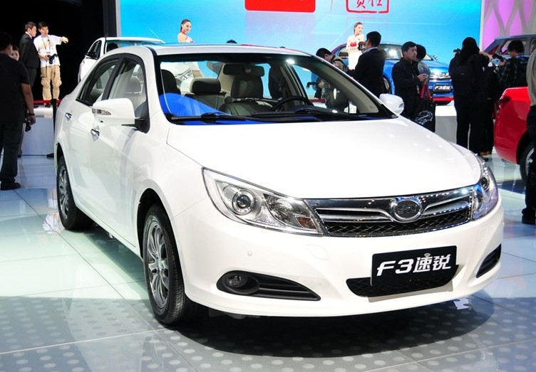 new car launches april 2014New BYD F3 will be launched in August called Su Rui