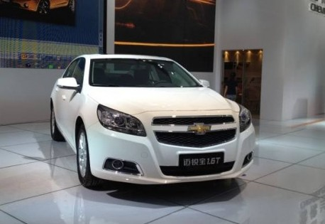 Chevrolet Malibu 1.6 Turbo