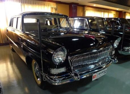 Hongqi CA 72  State Limousine