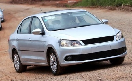new Volkswagen Jetta & Santana