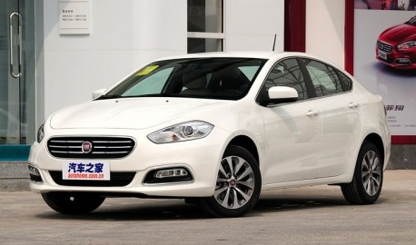 Fiat Viaggio hits the Chinese auto market