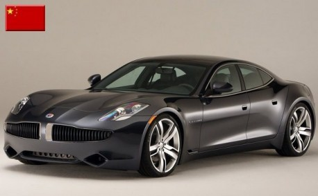 Fisker Automotive to come to China in November