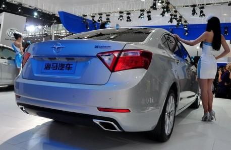 Guangzhou Auto Show: Haima Yao = Haima M8