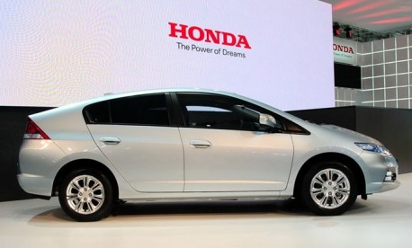 Honda Insight hybrid launched at the Guangzhou Auto Show