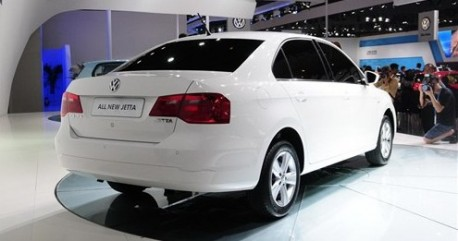 New Volkswagen Jetta delayed in China