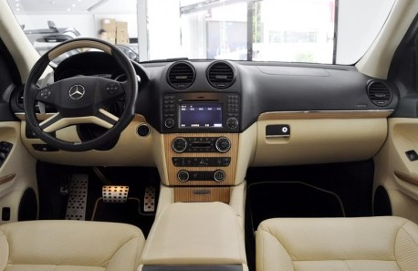 Brabus GL63 Biturbo launched on the Chinese auto market