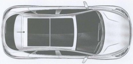 Patent Applied: Hawtai working on new SUV and new Engines in China