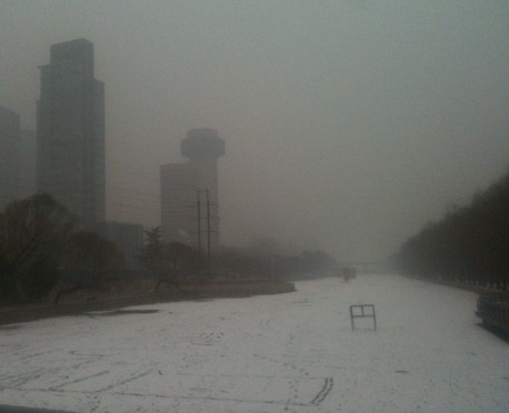 Beijing on a Bad Day