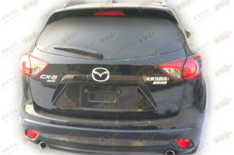 Spy Shots: China-made Mazda CX-5 is getting Ready