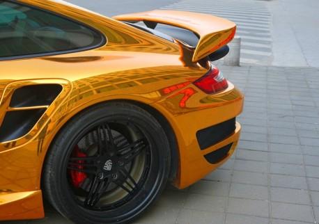 porsche-911-gold-china-5