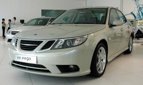 NEV wants to make 400.000 Saab-branded cars a year in China
