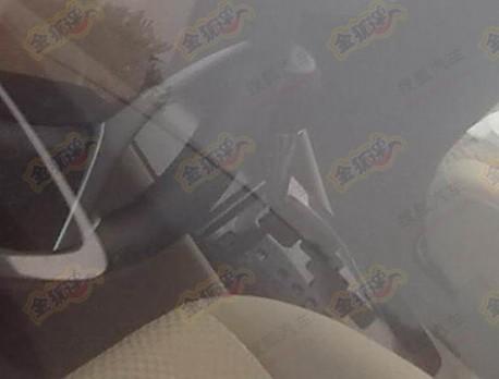 Spy Shots: Toyota Dear testing in China
