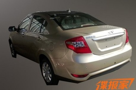 Spy Shots: facelifted Chery E5 is Ready for the Chinese auto market