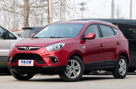 JAC Eagle S5 launched on the Chinese car market