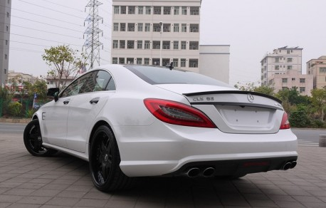 Kleeman Mercedes-Benz CLS63 AMG has 690hp in China