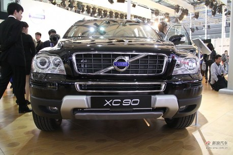 New Volvo XC90 will arrive in Late 2014