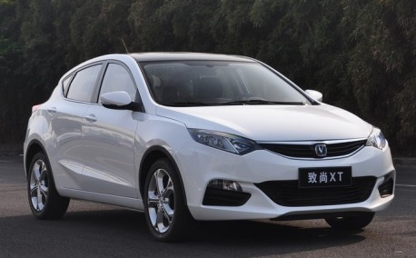 Chang'an Eado XT is Out in China