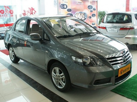 Facelifted Guangzhou-Honda Everus S1 debuts in China