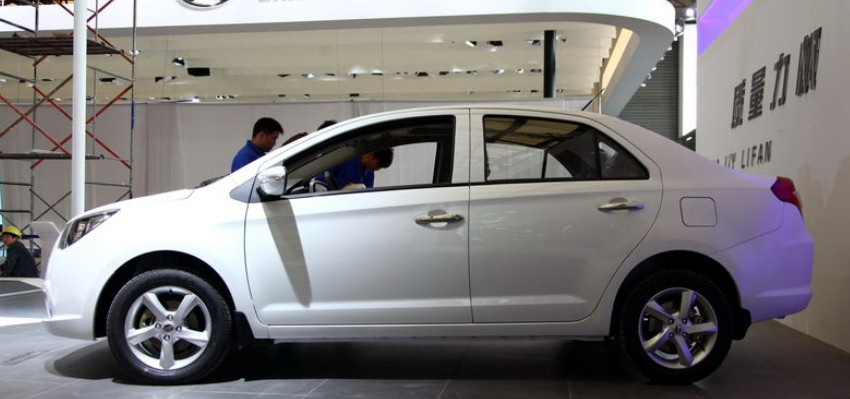Lifan 530 Launched On The Shanghai Auto Show