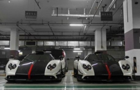 Inside a Secret Supercar Garage in Beijing China